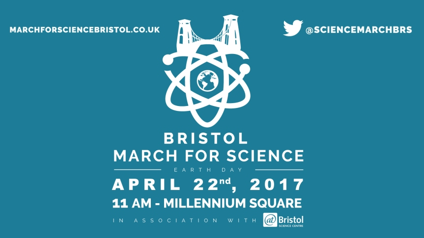 Bristol March for Science